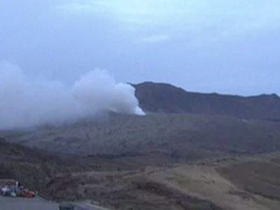 阿蘇山のライブカメラ    2019年4月16日に噴火