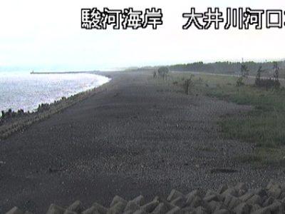 大井川のライブカメラ