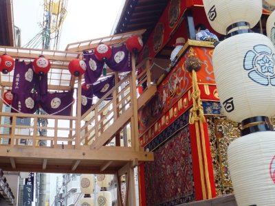 祇園祭の概要とオススメの駐車場について