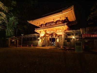 山王総本宮・日吉大社付近の無料駐車場やオススメの駐車場
