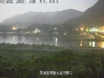 久慈川と那珂川のライブカメラ