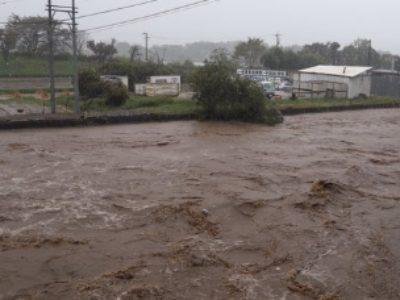 長野県佐久市、佐久穂町、上田市などで河川氾濫や土砂災害などの被害