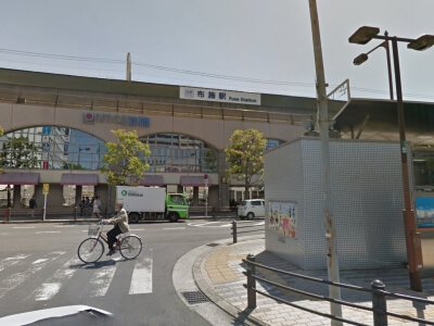 布施駅周辺の条件付き無料駐車場、安いコインパーキング