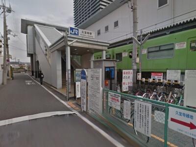 久宝寺駅周辺の安い駐車場