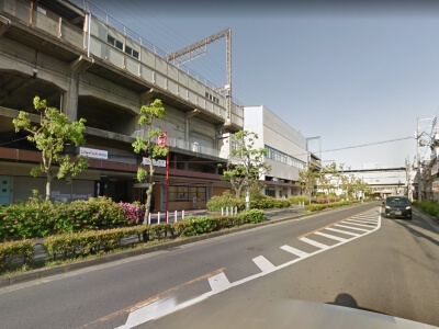 河内永和駅付近の安い駐車場を調査