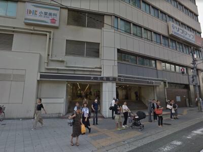 天王寺駅北口周辺の安い駐車場を厳選紹介