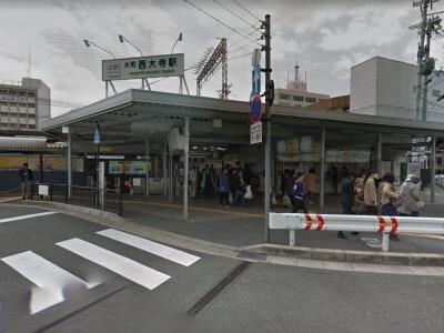 大和西大寺駅周辺の安い時間貸し駐車場、無料駐車場の情報