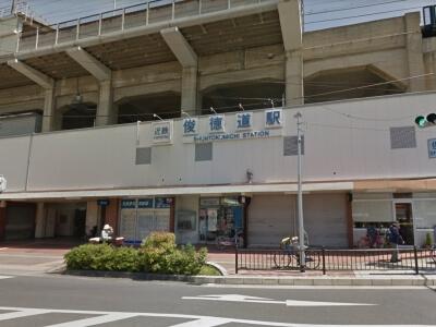 俊徳道駅周辺の安い時間貸し駐車場 近鉄大阪線