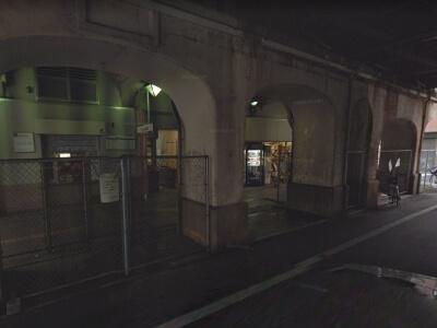 萩ノ茶屋駅付近の安い駐車場