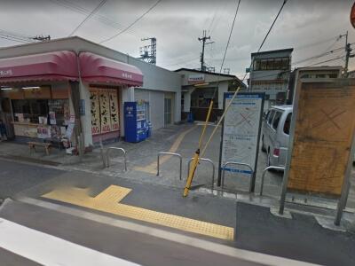 北助松駅近くの安い駐車場