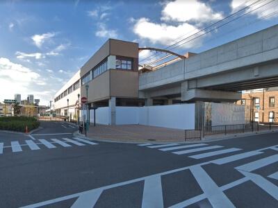 松ノ浜駅周辺の安い駐車場