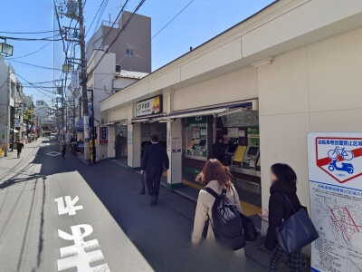 平間駅周辺の安い駐車場
