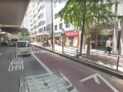 池尻大橋駅付近の駐車場