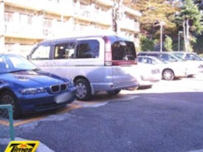 生田駅付近の安い駐車場