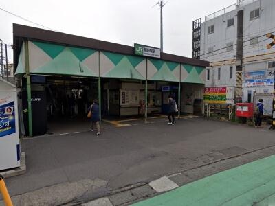 稲田堤駅周辺の駐車場