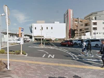 伊勢原駅周辺の安い駐車場、条件付き無料駐車場