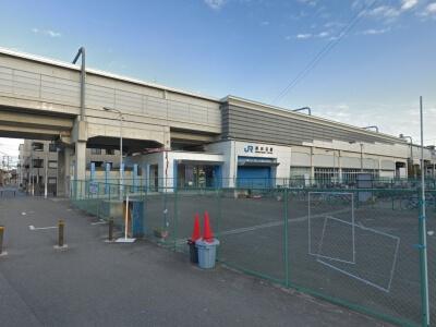 南田辺駅付近の安い駐車場