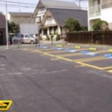 登戸駅付近にある安い駐車場