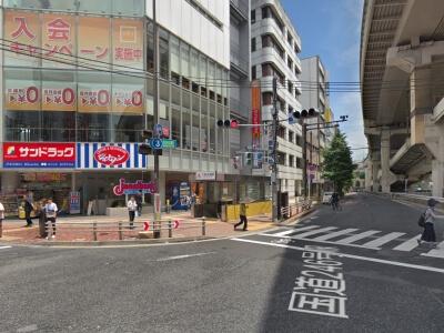 三軒茶屋駅付近の安い駐車場