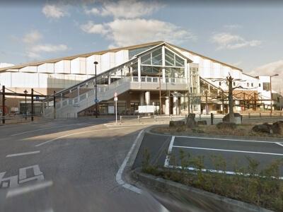 渋沢駅付近の条件付きの無料駐車場など