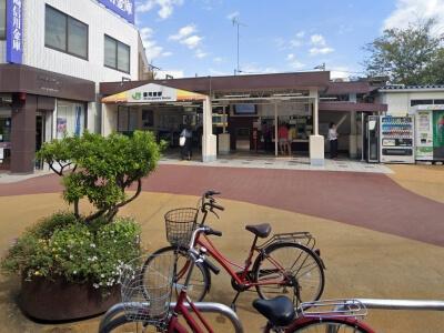 宿河原駅周辺の安い駐車場