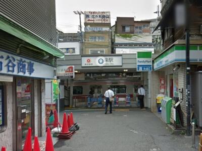 白楽駅周辺の安い駐車場
