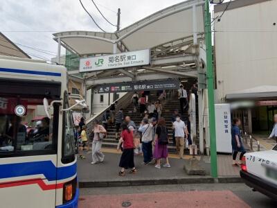 菊名駅周辺の安い駐車場