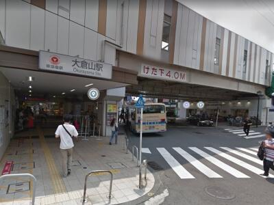 大倉山駅周辺の安い駐車場